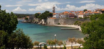 Otok Krk - Grad Krk