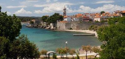 Island of Krk Croatia - Krk Town