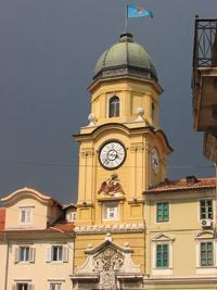City of Rijeka, Croatia