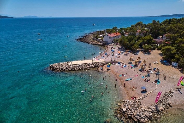 Krk kroatien fkk urlaub FKK Urlaub