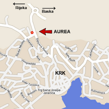 Aurea Krk Office Location