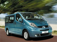 Airport Transfer Mini Bus