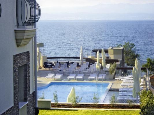 Hotel Blue Waves Resort In Malinska Auf Der Insel Krk
