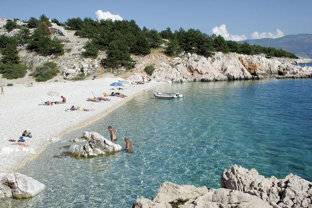 Cartina Stradale Baska Croazia.Isola Di Krk Croazia Isola Veglia Guida Turistica Aurea