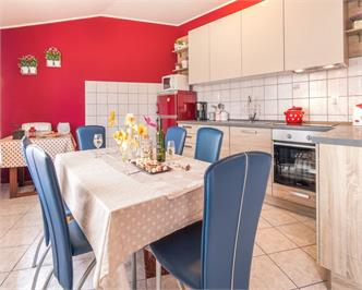Appartement 4+2 Person
